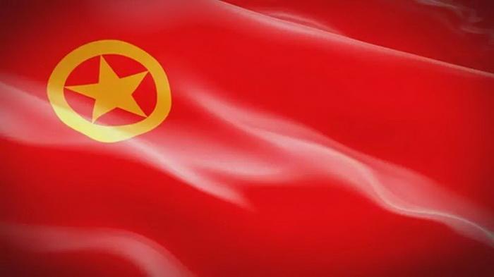 【宝特校·如虹团青】庆五四  赞青春    宝鸡市特殊教育学校举行纪念建...