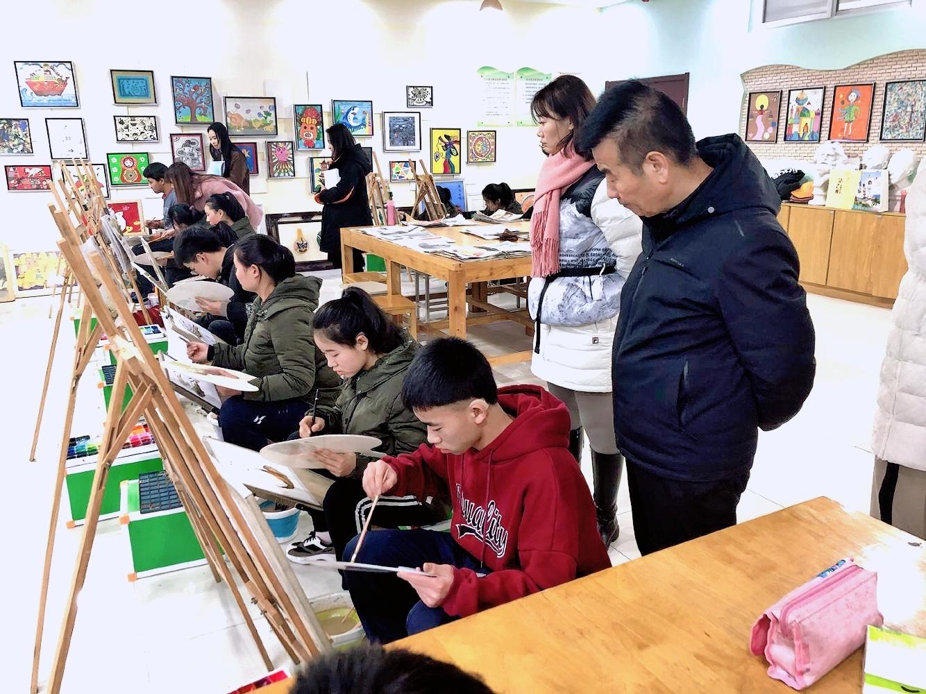 【宝特校·教学活动】课堂实践展风采  技能考核促提升